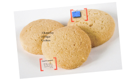 Copy of Chemistry of Sugar Cookies