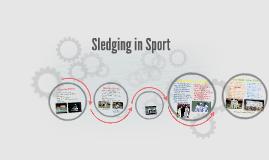 Sledging in Sport