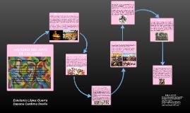 Resumen Cronológico del Arte Colombiano.