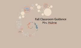 Fall Classroom Guidance