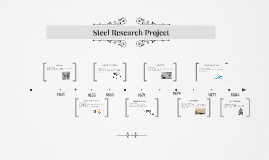 Steel Research Project