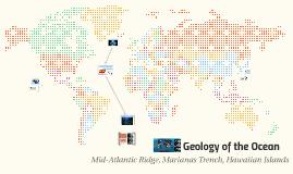 Geology of the Ocean