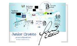 Marketing on e off line - Junior Crocco