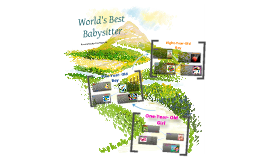 Copy of World's Best Babysitter