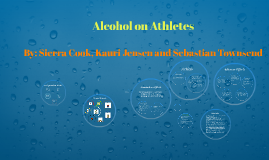 Alcohol on Athletes