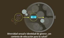 2 Diversidad sexual e identidad de género en el aula