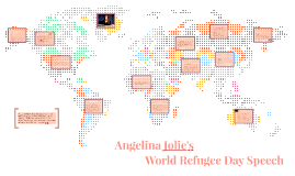 Angelina Jolie World Refugee Day Speech