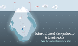 Intercultural Competency