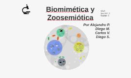 Biomimética y Zoosemiótica