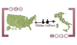Italian Culture Presentation