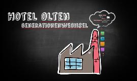Copy of Hotel Olten