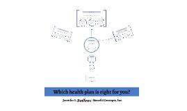 Choosing the right health plan