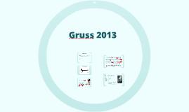 Gruss 2013