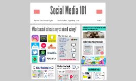 Copy of Social Media 101