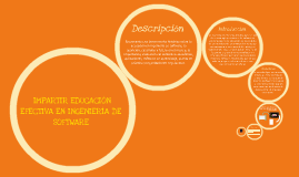 IMPARTIR EDUCACIÓN EFECTIVA EN INGENIERÍA DE SOFTWARE