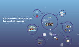 Data Informed Instruction for Personalized Learning
