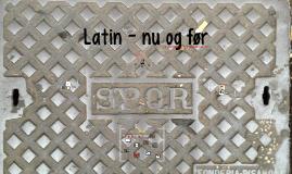 Latins udbredelse