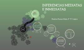 Copy of INFERENCIAS MEDIATAS E INMEDIATAS