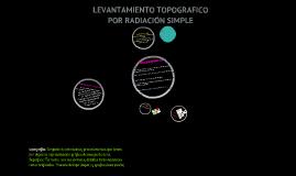 Copy of LEVANTAMIENTO TOPOGRÁFICO POR RADIACIÓN