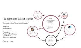 Leadership in Global Markets