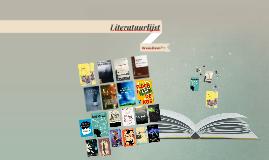 Literatuurlijst
