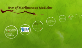 Uses of Marijuana in Medicine