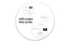 ABX-model