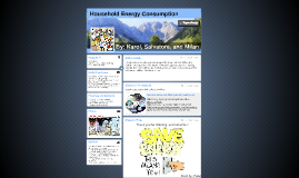Household Energy Consumption