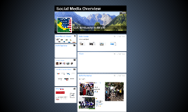Social Media Overview - US Embassy to Brazil