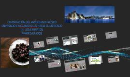 EXPORTACIÓN DEL ARÁNDANO FRESCO