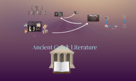 Copy of Greek Literature
