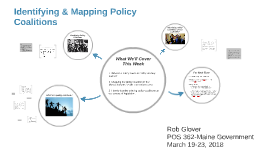 Lecture 10: Identifying & Mapping Policy Coalitions