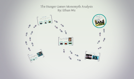 hunger games monomyth