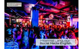 Social Media English: