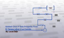 Unidad Cinco Y Seis Proyecto Final: El Tiempo Libre Y La Com