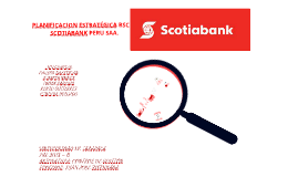 ScotiaBank Control de Gestion