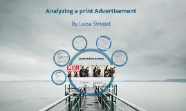 Advertisement Presentation English