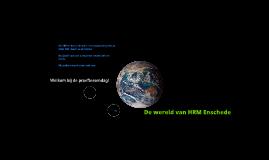 Kickoff bijeenkomst HRM propedeuse voltijd 2015-2016