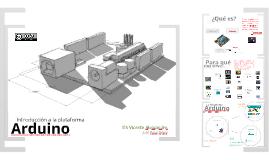Presentación Arduino