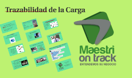 Copy of Trazabilidad de la Carga
