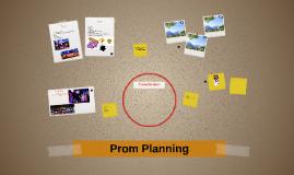 Prom Planning