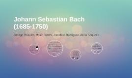 Johann Sebastion Bach