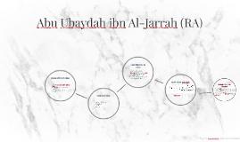 Abu Ubaydah ibn Al-Jarrah (RA)