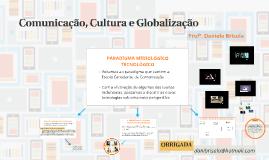 Comunicação, Cultura e Globalização