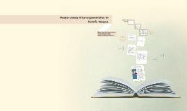 Modelo ciencia ético-argumentativo de Rodolfo Vazquez.