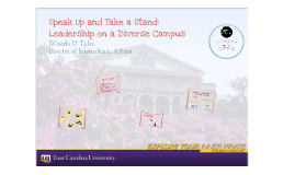 Student Leadership on a Diverse Campus