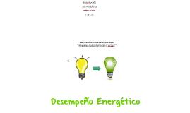 Copy of Desempeño Energético