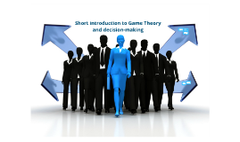 Short introduction to Game Theory