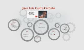 Juan Luis Castro Córdoba
