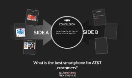 What is the best smartphone for AT&T customers?